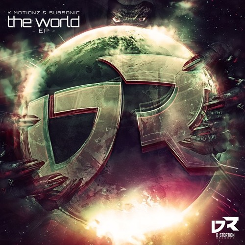 K MOTIONZ & SUBSONIC - SEWER (THE WORLD EP)