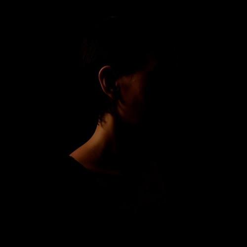 """""""Im Schatten der Frau"""" für Stimme und Elektronik"""