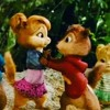 Macarena Alvin and the chipettes