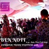 BEN NOTT  @Subsonic Music Festival- Eastern Australia 2016  6.30 - 8am Lab Stage