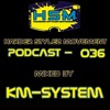Harder Stylez Movement Podcast 036 Mixed by KM-System