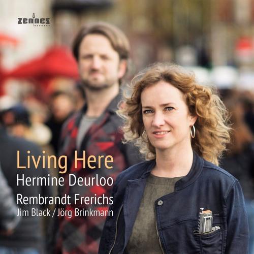 HERMINE DEURLOO album teaser LIVING HERE