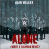 Alan Walker - Alone (Galwaro x B3nte Remix) [FREE DOWNLOAD] Portada del disco