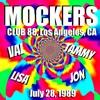 Mockers At Club 88 LACA 7 - 28 - 89 Encore Darkness Of Night
