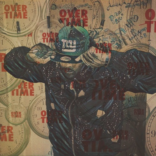 OVERTIME! Ft. Rellington Bills (Produced By RussellOnTheTrack)