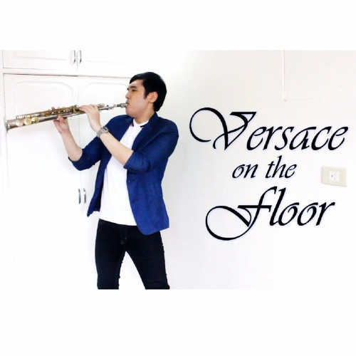 Bruno Mars - Versace On The Floor (Saxophone Cover by Ian Jacinto)