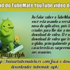 Faça o download do TubeMate YouTube video downloader APK.mp3