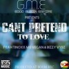 Tinnox Feat Bizzy Vibes & Ms Vegan -Cant Pretend to Love Prod By Success &Naiza Boom