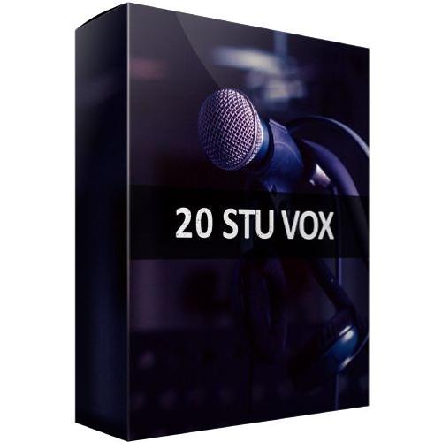 20 Stu Vox | TrackGodSound FREEBIE