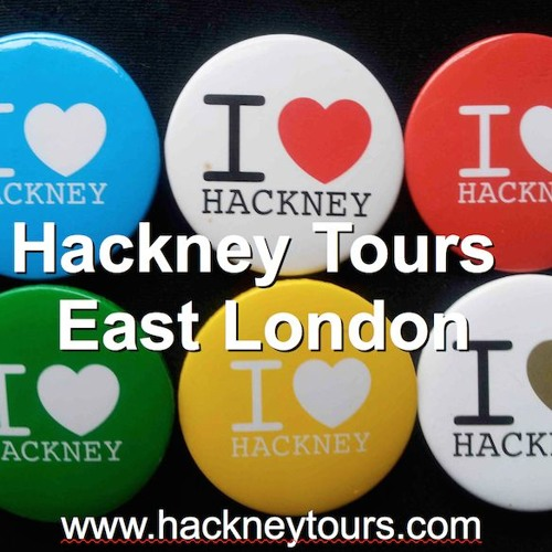 Studio interview with Simon Cole from Hackney Tours