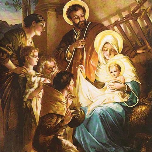 Resultado de imagem para buon natale sacra famiglia