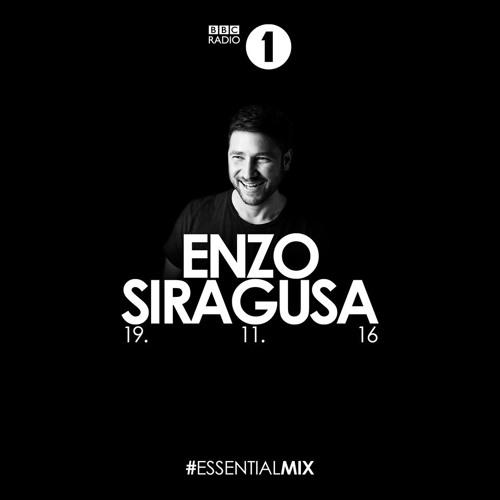 Enzo Siragusa - BBC Radio 1 Essential Mix by Enzo Siragusa ...