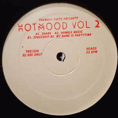 Hotmood - My Name Is Partytime (Hotmood Vol 2 on Tugboat Edits - Free DL In Description)