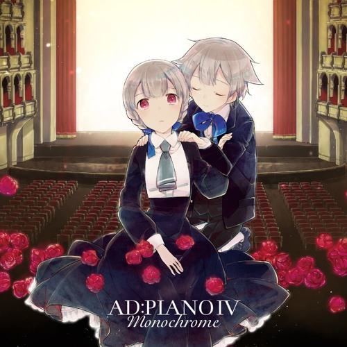 [DVSP-0168]AD:PIANO IV -monochrome- disc2 crossfade