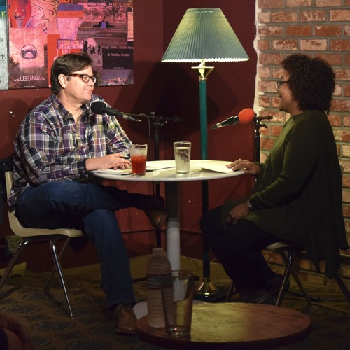 Coffee & Poets No. 31: Frank Graham interviewing Traci Gourdine