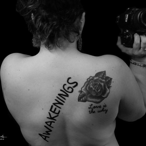 "EP 8 - ""No Comfort Zone"" Marissa Southards : The Awakenings Project"