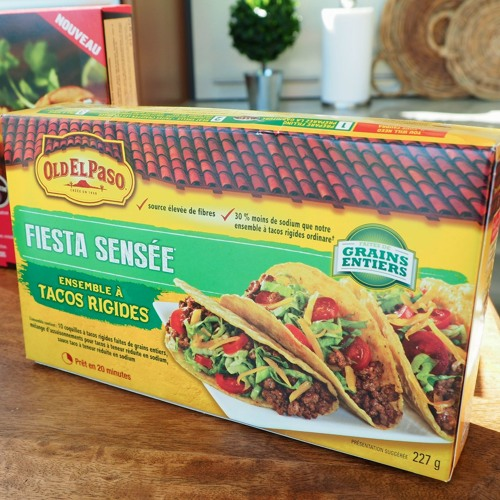 Old El Paso globalizes Mexican food