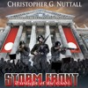 Storm Front by Christopher G. Nuttall, Narrated by Corey Gagne