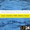 Progressive Tech House (Loops, Oneshots, Ableton, MIDI, Serum)