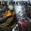 1face harvey- Transformers
