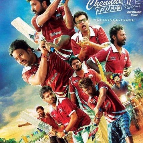 Chennai 600028 II 2021 Hindi 480p HDRip Download