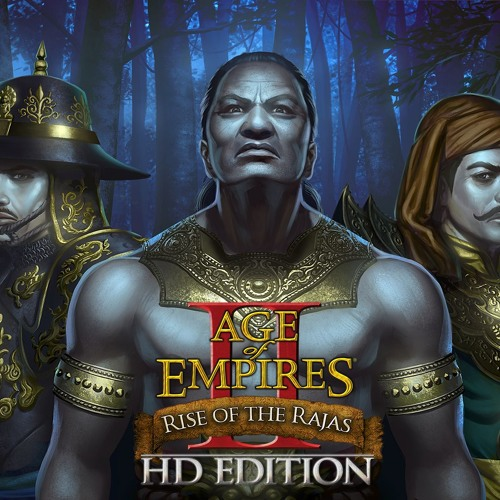 OST - Age of Empires 2 - Rise of the Rajas - HD Edition (Arr