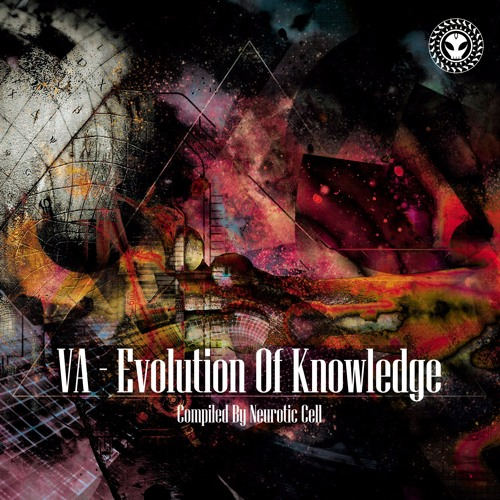 [KKD072] V/A - Evolution Of Knowledge compiled by DJ Neurotic Cell