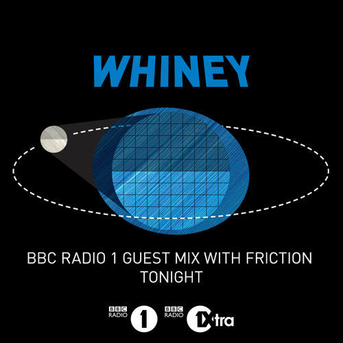 Electronic Radio1 Guest Mix: BBC Radio 1 Guest Mix (Friction 13.12.16) By Whiney