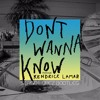 Don't Wanna Know (Sergio Lopez Bootleg) - Maroon 5 Ft. Kendrick Lamar [FREE DOWNLOAD]