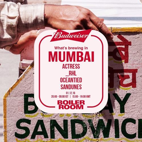 Budweiser x Boiler Room What's Brewing Mumbai _RHL DJ Set