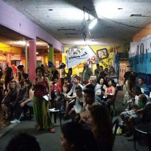 19-12-2016 - COBERTURA MATE DEBATE COMUNICACION Y ECONOMIA POPULAR