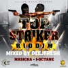 TOP STRIKER RIDDIM MIX [FULL PROMO] MASICKA,I OCTANE 2016 @DEEJFRESH