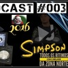 PODCAST 003 DO BAILE DA PEDREIRA { DJ SIMPSON ATABACADA }