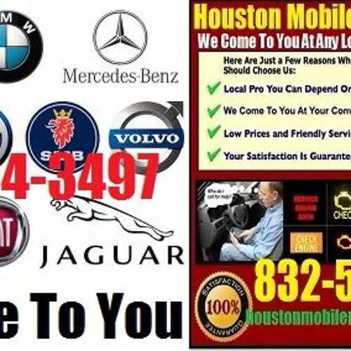 Foreign Auto Repair Near me Houston Mobile Mechanic by ...
