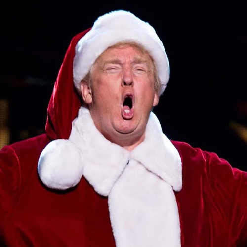 FINALLY! Merry Christmas My Master Mister Trump!