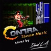 Contra - Theme Music (cover by David L.A.)