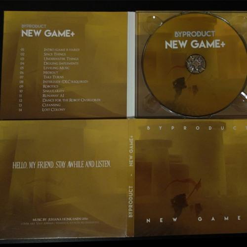 Physical CDs! (See description.)