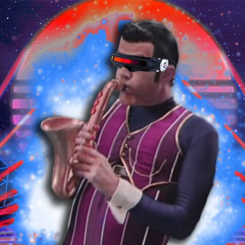 We Are Number One but its Synthwave EXTENDED [Instrumental] by
