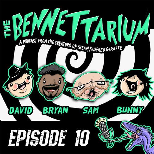 Episode 10: Shut Up Abraham Lincoln!