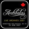 Antibalas LIVE in Saskatoon, SK, Canada 27 JUNE 2007