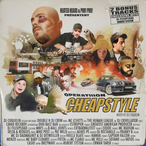 DJ Coquelin - Operation Cheapstyle (Mixtape For Heated Heads)
