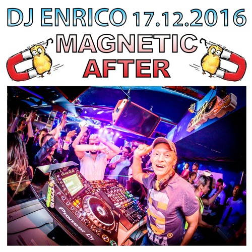 DJ Enrico - Live At Magnetická Afterparty S54 17 - 12 - 2016