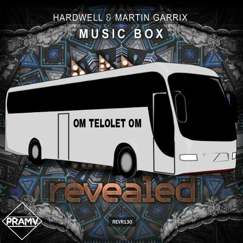 Hardwell, Martin Garrix, Ummet Ozcan - Music Om Telolet Om (PRAMV Mashup)