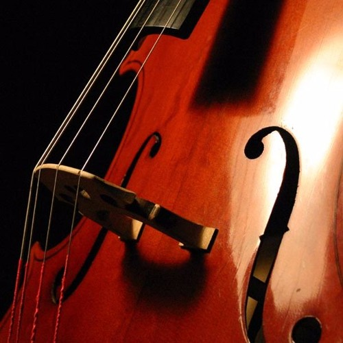 Opening for solo cello