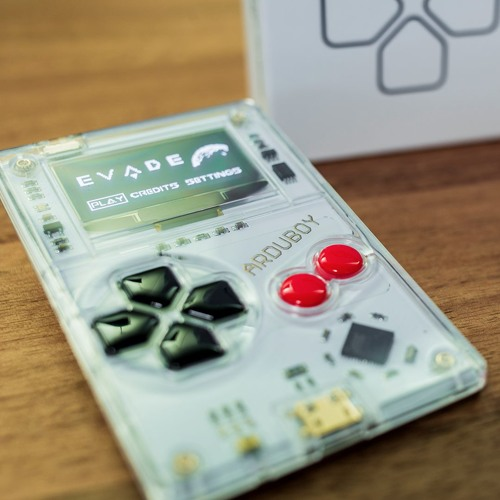Modus Create Arduboy Game Stage 1 track