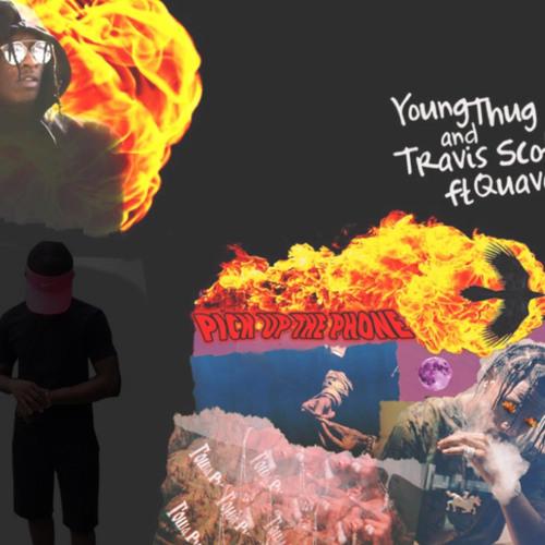 2ee97185cee3 Travis Scott - Pick Up The Phone feat. Mvntana ( Jersey Club Remix ) by  Mainstream Remixz | Free Listening on SoundCloud