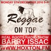 Real Roots Radio with special guest Barry Issac Reggae On Top