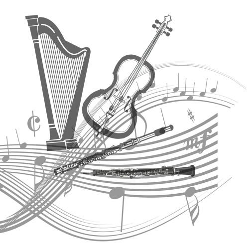 Cuarteto flauta, oboe, violonchelo y arpa