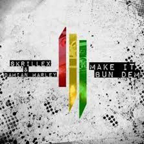 Skrillex & Damian Marley - Make It Bun Dem (Glossy Grenade Remix)