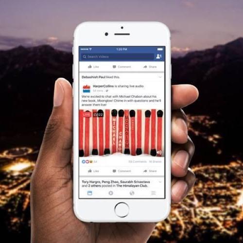 MyApple Daily (S04E076) #301: Audycje radiowe na Facebooku, czyli nowa funkcja Live Audio